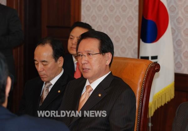 김형오 의장, 유럽순방 결과
