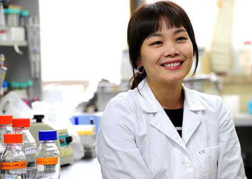 여성과학자 미래인재상, 건국대 염수진박사
