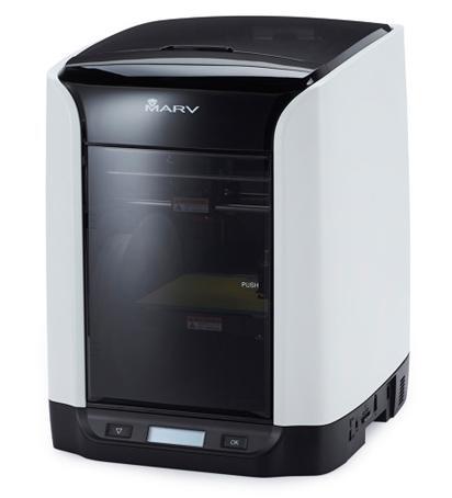 한국정보공학, 3D 프린터 '마브' 본격 판매