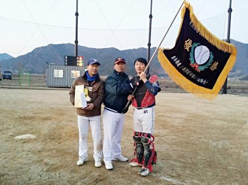 창원시청위너스야구단, 광역시 홍보 위해 공무원 야구대회