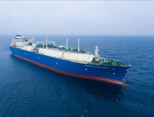 대우조선, 100번째 LNG운반선 인도 성공… 50척 추가 건조 예정