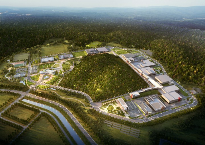 포스코건설, 5838억원 규모 '라온(RAON)' 연구시설 짓는다