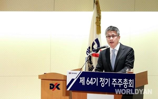 동국제강 주총, 장세욱 부회장 재선임
